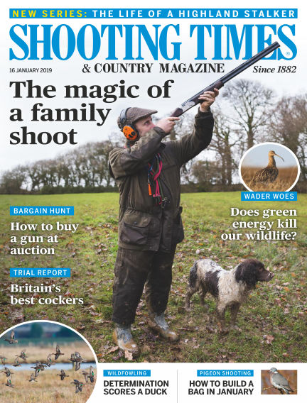 Shooting Times & Country Magazine January 16, 2019 00:00