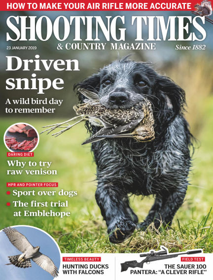 Shooting Times & Country Magazine January 23, 2019 00:00
