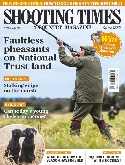 Shooting Times & Country Magazine February 06, 2019 00:00