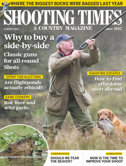Shooting Times & Country Magazine March 06, 2019 00:00