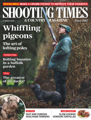 Shooting Times & Country Magazine Mar 13 2019
