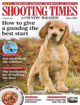 Shooting Times & Country Magazine Mar 20 2019