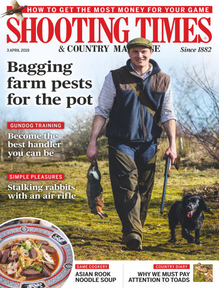 Shooting Times & Country Magazine April 03, 2019 00:00