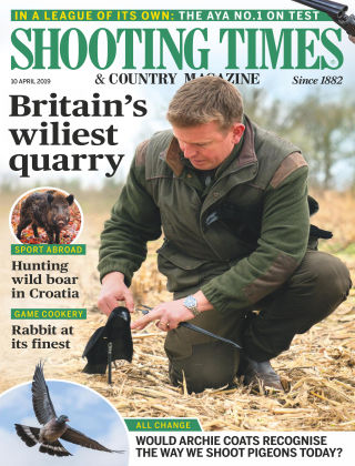 Shooting Times & Country Magazine Apr 10 2019