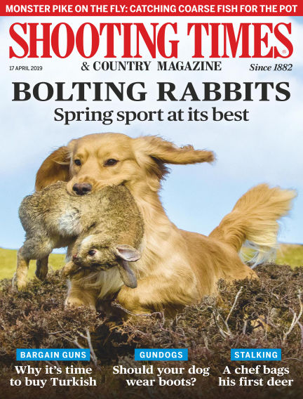 Shooting Times & Country Magazine April 17, 2019 00:00
