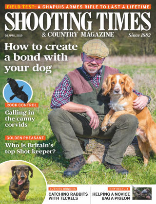 Shooting Times & Country Magazine Apr 24 2019