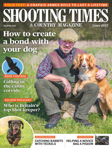 Shooting Times & Country Magazine April 24, 2019 00:00
