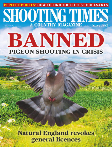 Shooting Times & Country Magazine May 01, 2019 00:00