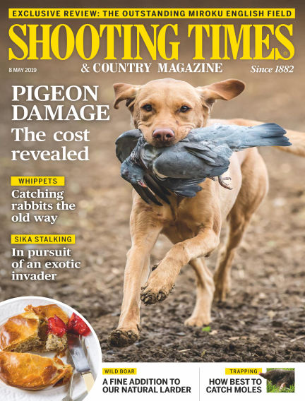 Shooting Times & Country Magazine May 08, 2019 00:00