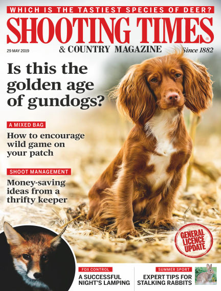 Shooting Times & Country Magazine May 29, 2019 00:00