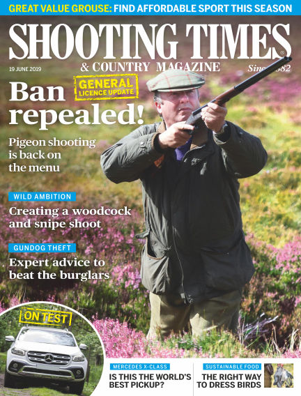 Shooting Times & Country Magazine June 19, 2019 00:00