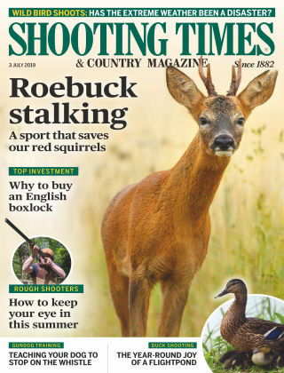 Shooting Times & Country Magazine Jul 3 2019