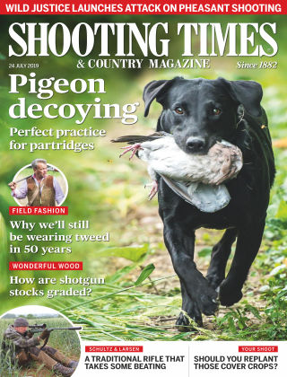Shooting Times & Country Magazine Jul 24 2019