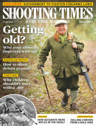Shooting Times & Country Magazine Jul 31 2019