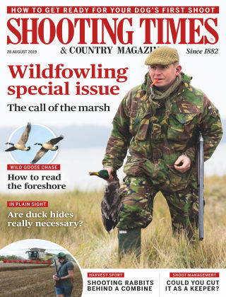 Shooting Times & Country Magazine Aug 28 2019