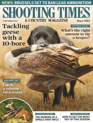 Shooting Times & Country Magazine Sep 4 2019