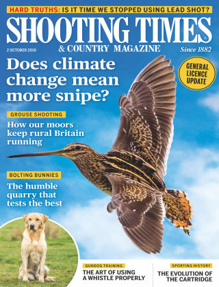 Shooting Times & Country Magazine Oct 2 2019