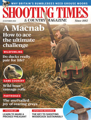 Shooting Times & Country Magazine Oct 23 2019