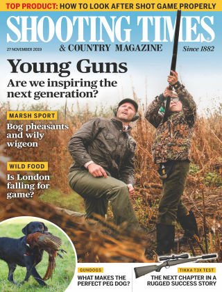 Shooting Times & Country Magazine Nov 27 2019