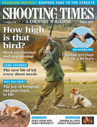 Shooting Times & Country Magazine Jan 2 2020