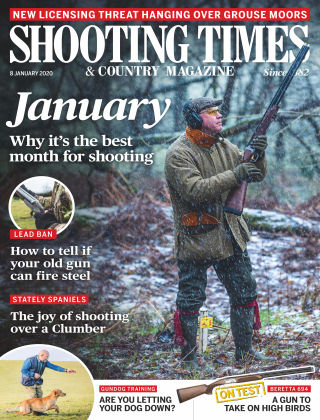 Shooting Times & Country Magazine Jan 8 2020