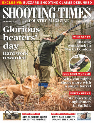 Shooting Times & Country Magazine Jan 29 2020