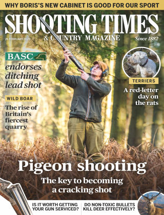 Shooting Times & Country Magazine Feb 26 2020