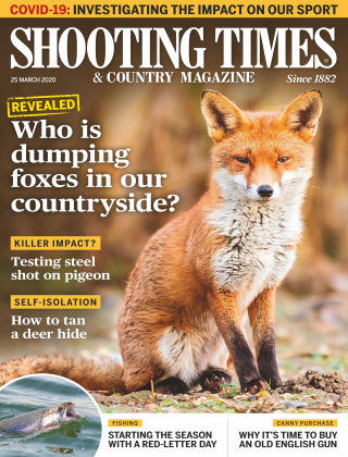 Shooting Times & Country Magazine Mar 25 2020