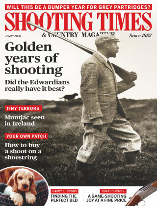 Shooting Times & Country Magazine May 27 2020