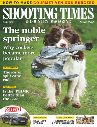 Shooting Times & Country Magazine 3rd June 2020