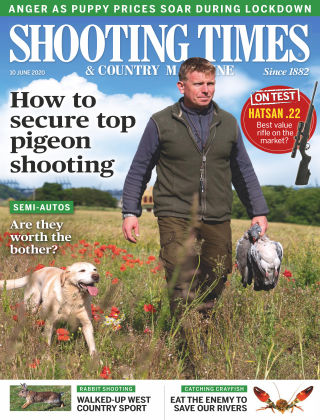 Shooting Times & Country Magazine 10th June 2020