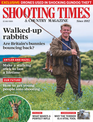 Shooting Times & Country Magazine 22nd July 2020