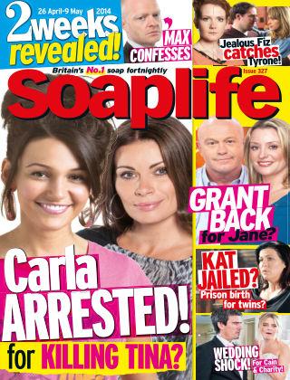 Soaplife 26 Apr - 9 May
