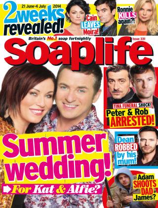 Soaplife 21st June 2014