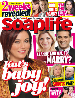 Soaplife 19th July 2014