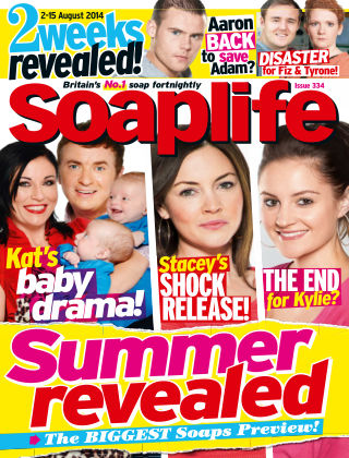 Soaplife 2nd August 2014