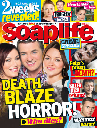 Soaplife 16th August 2014