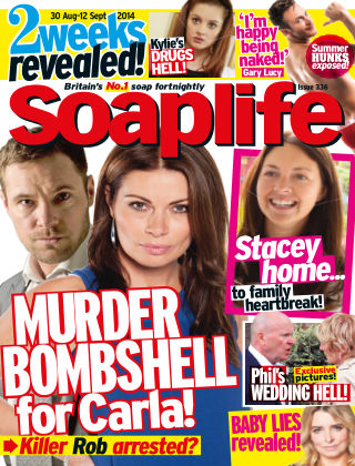 Soaplife 30th August 2014