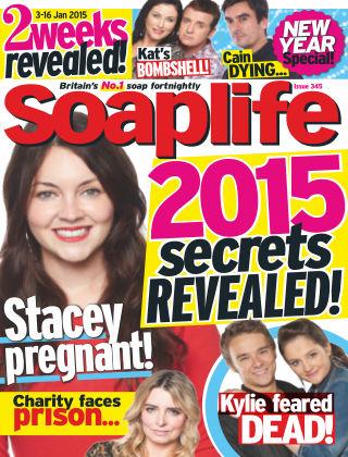 Soaplife 3rd January 2015