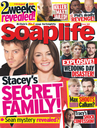 Soaplife 01st August 2015