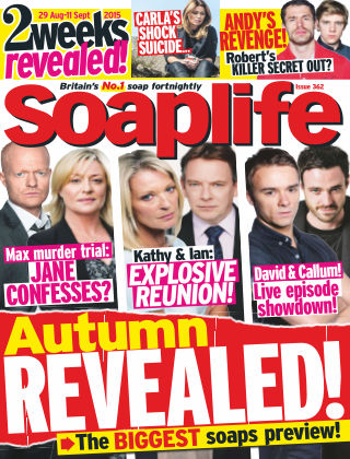 Soaplife 29th August 2015