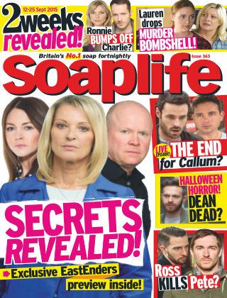 Soaplife 12th September 2015