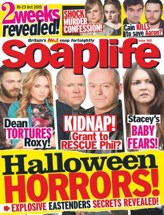 Soaplife 10th October 2015