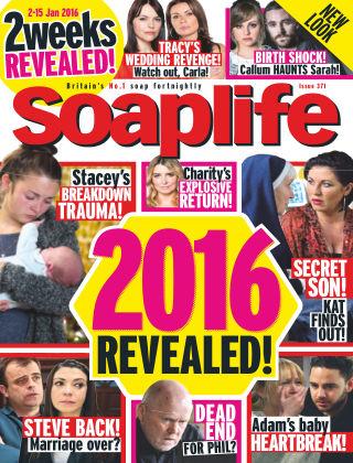 Soaplife 2nd January 2016