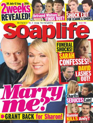 Soaplife 30th July 2016