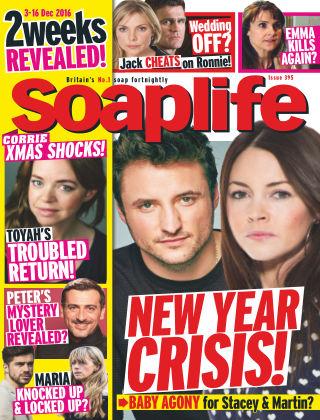 Soaplife 3rd December 2016