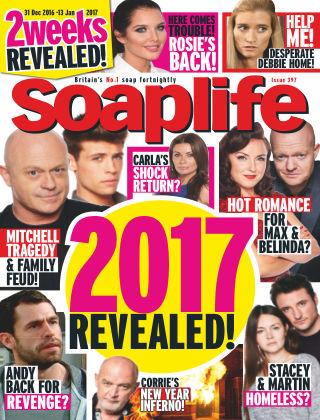 Soaplife 31st December 2016