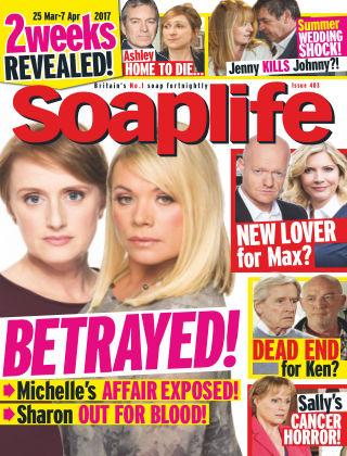 Soaplife Magazine 25th March 2017