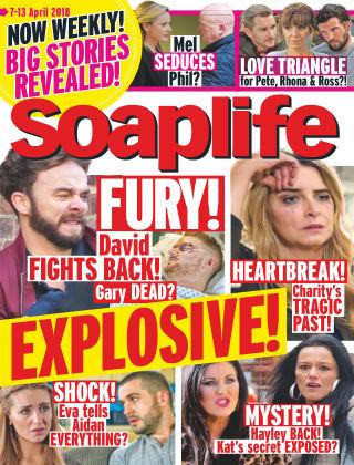 Soaplife 10th April 2018