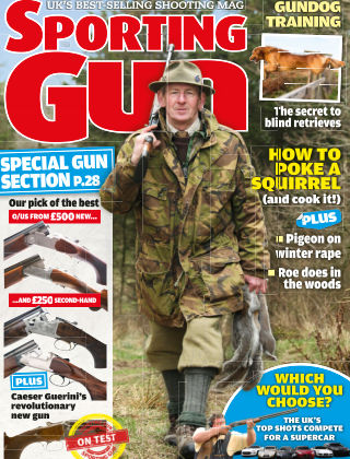 Sporting Gun May 2014